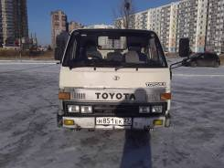 Toyota ToyoAce, 1988
