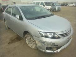 Дверь Toyota Allion 260 кузов голая передняя правая Серебро