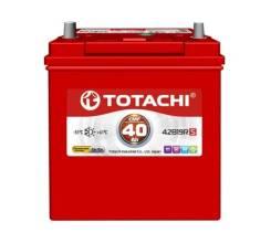 Аккумуляторная батарея Totachi KOR CMF 40 а/ч 42B19 R 4589904929724