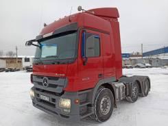 Mercedes-Benz Actros, 2015