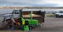 Измельчитель веток Green Mech Arborist 150 прицепной