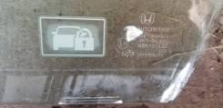 Стекло боковое переднее левое, Honda Fit, GE6