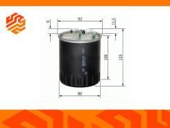 Фильтр топливный Bosch 1457434437