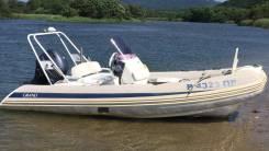 Продаётся моторная лодка Grend G480GL