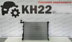 Радиатор охлаждения двигателя оригинальный Hyundai / Kia
