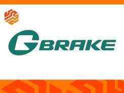 Диск тормозной перфорированный G-Brake GFR20804L левый передний