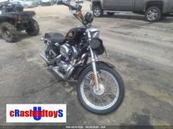 Harley-Davidson Sportster 1200 Custom XL1200C 12874, 2007