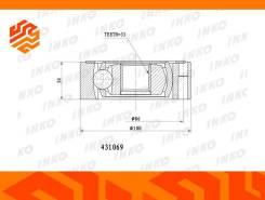 ШРУС внутренний INKO 431069 передний