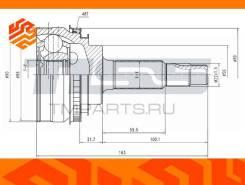 ШРУС внешний JD JCT0048A