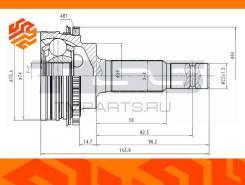 ШРУС внешний JD JCT0056A