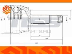 ШРУС внешний JD JCT0227