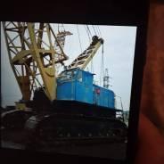 Кран гусеничный КС 8161. 100 тонн тонн