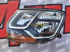 Фара левая Renault Duster Рено Дастер 2015