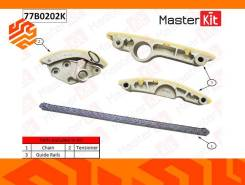 Комплект цепи ГРМ Masterkit 77B0202K