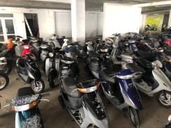 Японские скутера Honda, Yamaha, Suzuki
