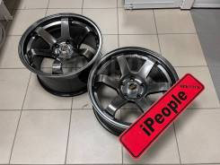 NEW! Комплект дисков Rota Volk TE37 R17 8/9j 30/25 5*114,3 (0793.0794)