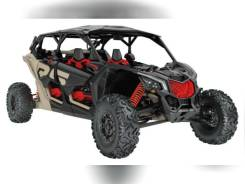 Can-Am Maverick X3 MAX X RS Turbo RR with Smart-Shox, 2021