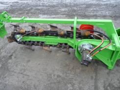 Траншеекопатель для мини-погрузчика New Holland L220