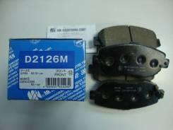 Колодки тормозные передние Kashiyama D2126M Toyota Altezza (XE10)