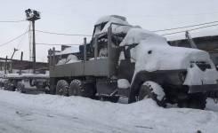 Урал 5557, 1984