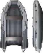 Лодка SKAT Triton 370 NDFi с интегрированным фальшбортом