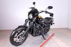 Harley-Davidson Street 750 XG750, 2018
