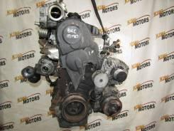 Контрактный двигатель Фольксваген Гольф 1,9 TDI BKC