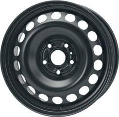 Диск колёсный Кременчуг Рено Дастер 6,5 x 16 5*114,3 50 67.1 черный