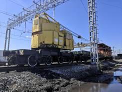 Кран на железнодорожном ходу строительно-монтажный КЖС-16 2003 гв №90