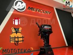 Лодочный мотор Mercury 9.9 M ТМС ! Мототека ! Кредит ! Рассрочка !