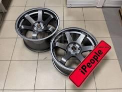 NEW! Комплект дисков Rota Volk TE37 R17 8/9j 30/25 5*114,3 (0797.0798)