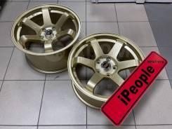 NEW! Комплект дисков Rota Volk TE37 R17 8/9j 30/25 5*114,3 (0799.0800)