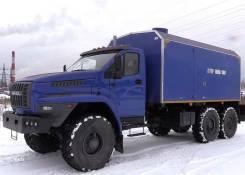 ППУ 1600/100 на шасси Урал NEXT
