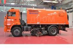 KRS 60 на шасси КАМАЗ-53605, 2020