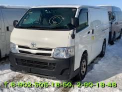 Toyota Hiace, 2013
