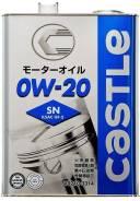 Toyota Castle Motor Oil 0W20 SN 4л V9210-3314