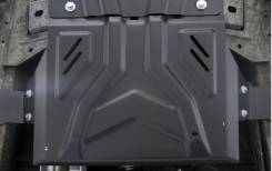 Защита раздатки Mitsubishi L200 с 2015г сталь 2 мм