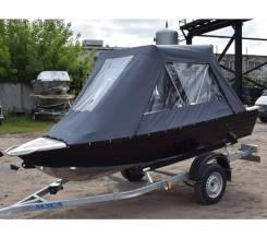 Алюминиевая лодка Wyatboat-390P