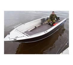 Алюминиевая лодка Неман 500 P