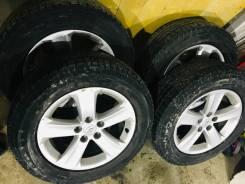 Продам комплект колёс. Toyota RAV4