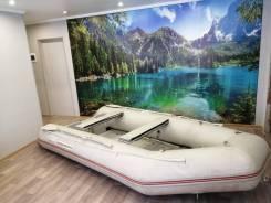 Лодка Nissamaran Tornado 360 ( серый )