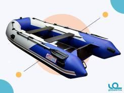 Лодка ПВХ Hunterboard Стелс 335