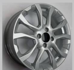 Диск колесный 16 Remain R191 Lada Xray 6.0*16 4*100 ET41 D60.1 сильвер