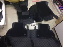 Коврики в салон экокожа BMW X5 E70