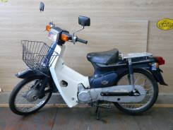 Honda Super Cub custom, 2006