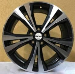 Диск колесный 17 Remain R204 Nissan Qashqai 7.0*17 5*114.3 ET40 D66.1 алмаз черный