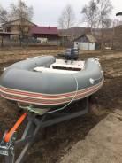 Продам лодку RIB Skyboat 440 RL