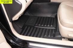 Премиальные 5D коврики в салон автомобиля