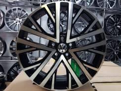 Новые диски R17 5*100 на Volkswagen