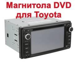 Автомобильная DVD магнитола для Toyota